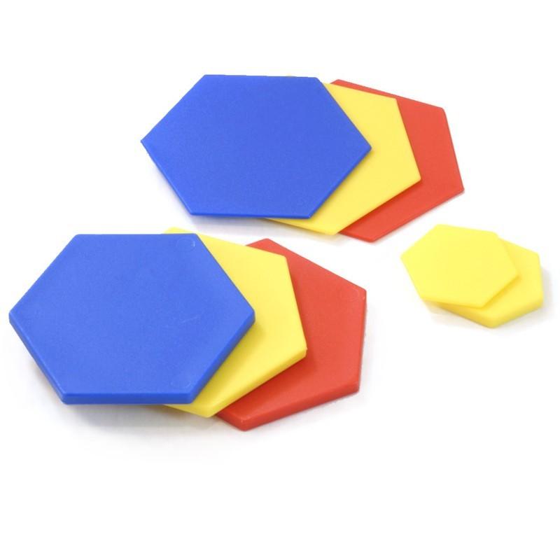 Jocul formelor geometrice, 60 blocuri logice, 4 activitati 2021 shopu.ro