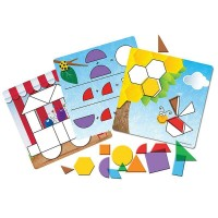 Jocul formelor geometrice Learning Resources, 5 - 9 ani