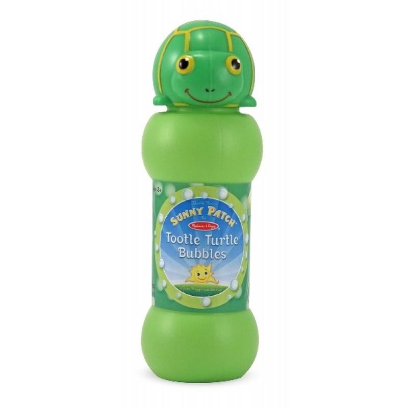 Jucarie cu baloane de sapun Tootle Turtle Bubbles, Melissa and Doug, 235 ml 2021 shopu.ro