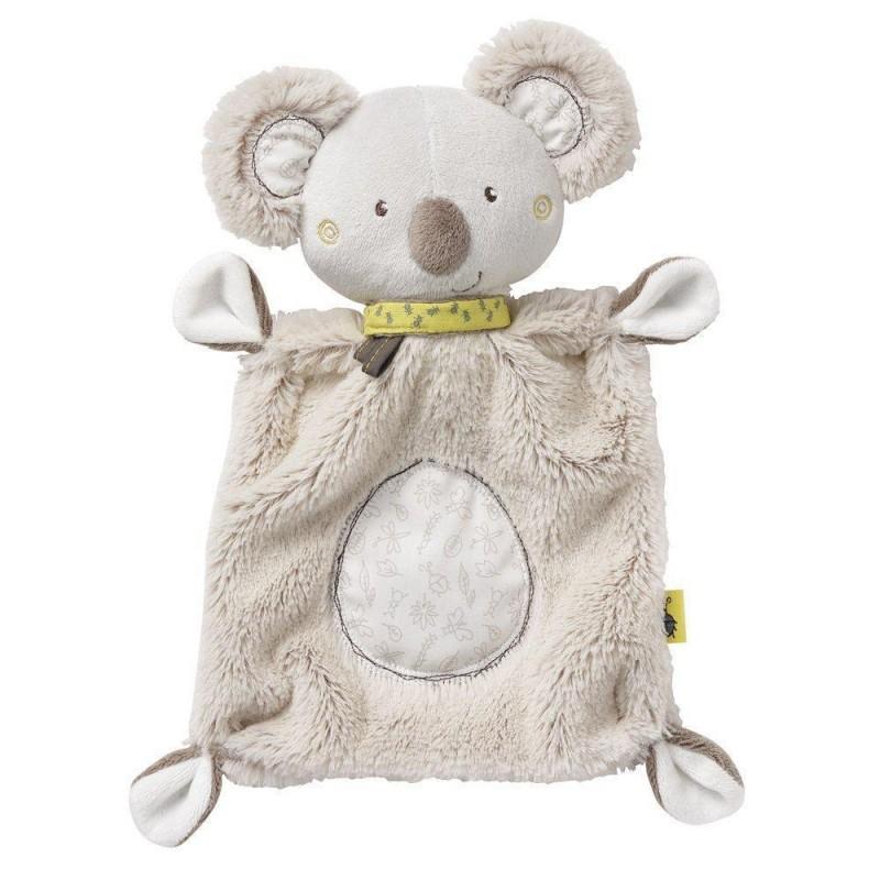 Jucarie doudou Fehn Koala, 27 cm, 0 luni+