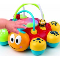 Jucarie interactiva gargarita Little Learner, 12 luni+