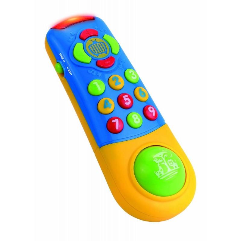 Jucarie interactiva Prima mea telecomanda Little Learner, 12 luni+ 2021 shopu.ro