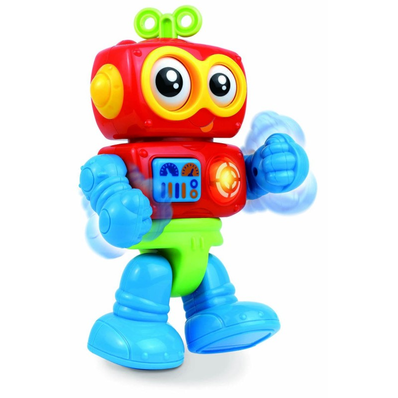 Jucarie interactiva Primul meu robotel Little Learner, 12 luni+ 2021 shopu.ro