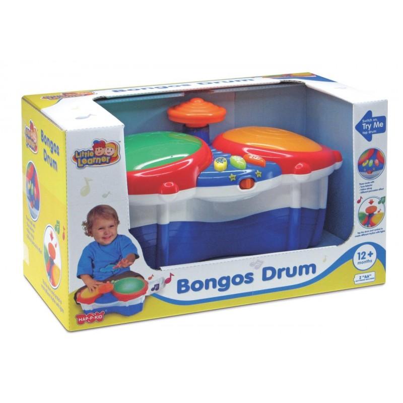 Jucarie muzicala Tobita Bongo Little learner, 12 luni+