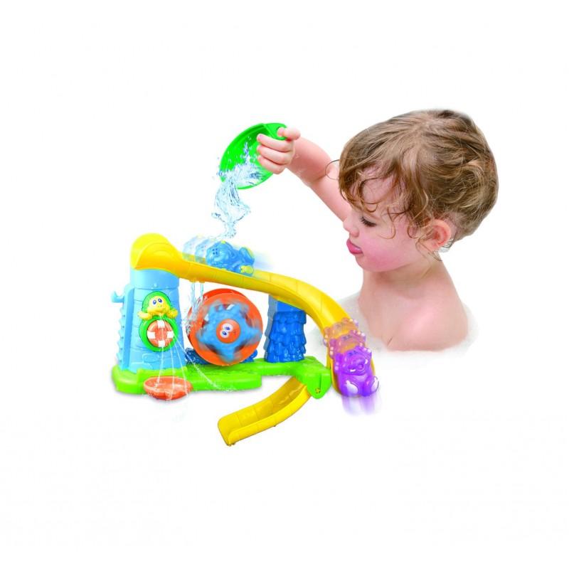 Jucarie pentru baie Aqua Park Little Learner, 12 luni+