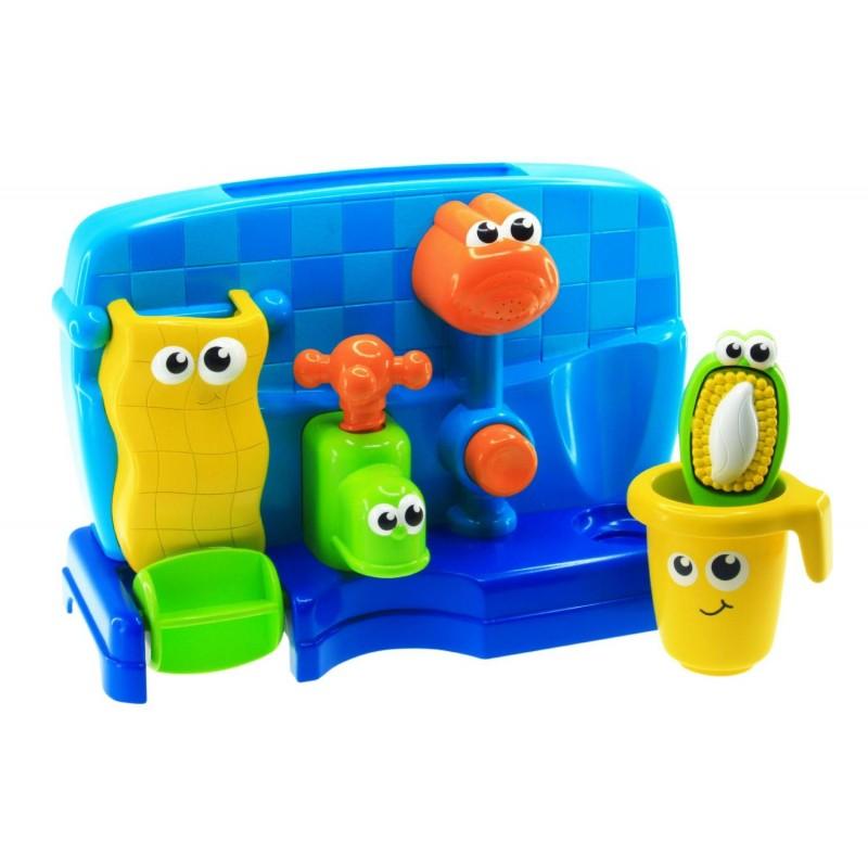 Jucarie pentru baie Prietenii mei haiosi Little Learner, 12 luni+ 2021 shopu.ro