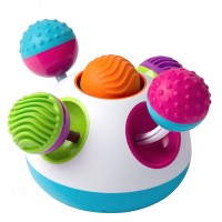 Jucarie interactiva Klickity Fat Brain Toys, 12 luni+