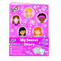 Jurnalul meu secret Galt, 80 de pagini de activitati