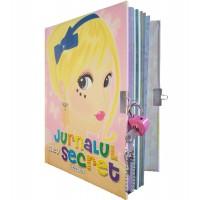 Jurnalul meu secret (editie noua), editura Girasol