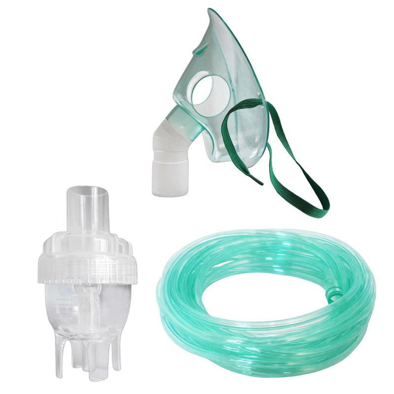Kit accesorii pentru aparatele de nebulizare RedLine, furtun 6 m, masca rotativa inclusa 2021 shopu.ro