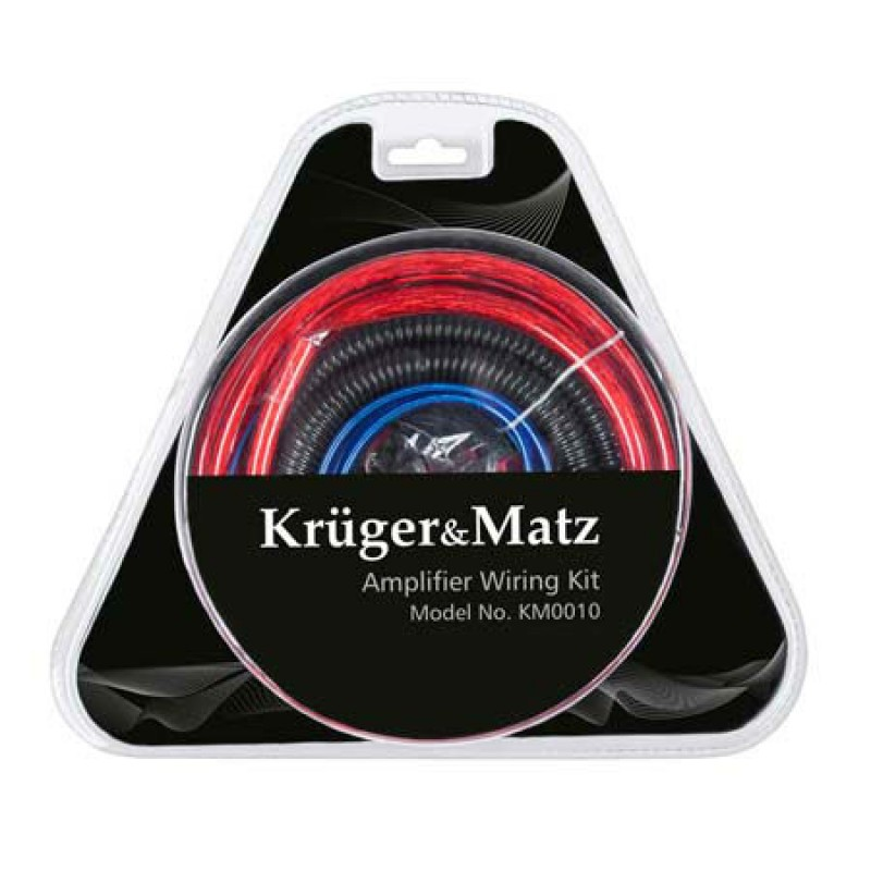 Kit cabluri Kruger Matz KM0010 pentru montaj auto 2021 shopu.ro