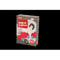 Kit de stiinta cu experimente magnetice, 23 cm, 6 ani+