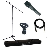 Stand dinamic microfon, microfon inclus