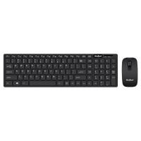 Kit wireless tastatura + mouse Rebel WS300, negru