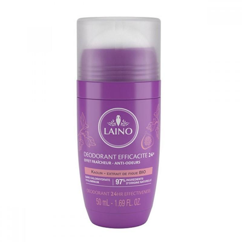 Deodorant roll-on Laino, 50 ml, extract de smochine 2021 shopu.ro