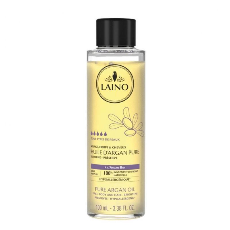 Ulei de argan bio Laino, 100 ml, omega 6, omega 9 2021 shopu.ro