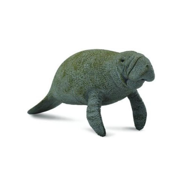 Figurina Lamantinul Collecta, 10.5 cm, 3 ani+ 2021 shopu.ro