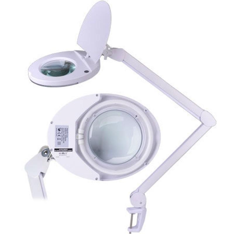 Lampa cu Lupa NAR0299, 5 dioptrii, neon 22 W 2021 shopu.ro