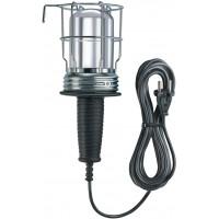 Lampa de lucru Brennenstuhl, 60 W, protectie bec, maner cauciuc, dulie E27