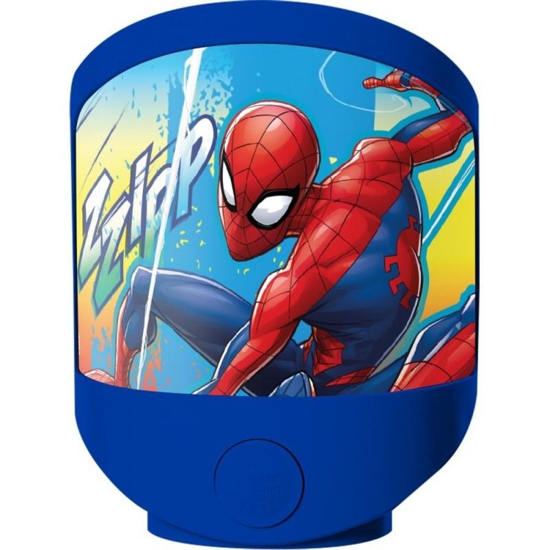 Lampa de veghe Spiderman SunCity, 17 x 7 x 5 cm 2021 shopu.ro