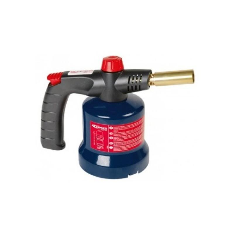 Lampa gaz universala cu piezo electric Express, butelie 190 g, 1850 grade C 2021 shopu.ro
