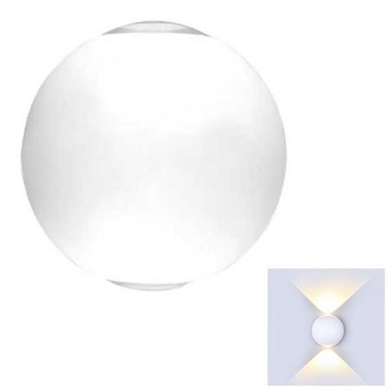 Lampa LED, 6 W, temperatura alb neutru, 660 lm, alb shopu.ro