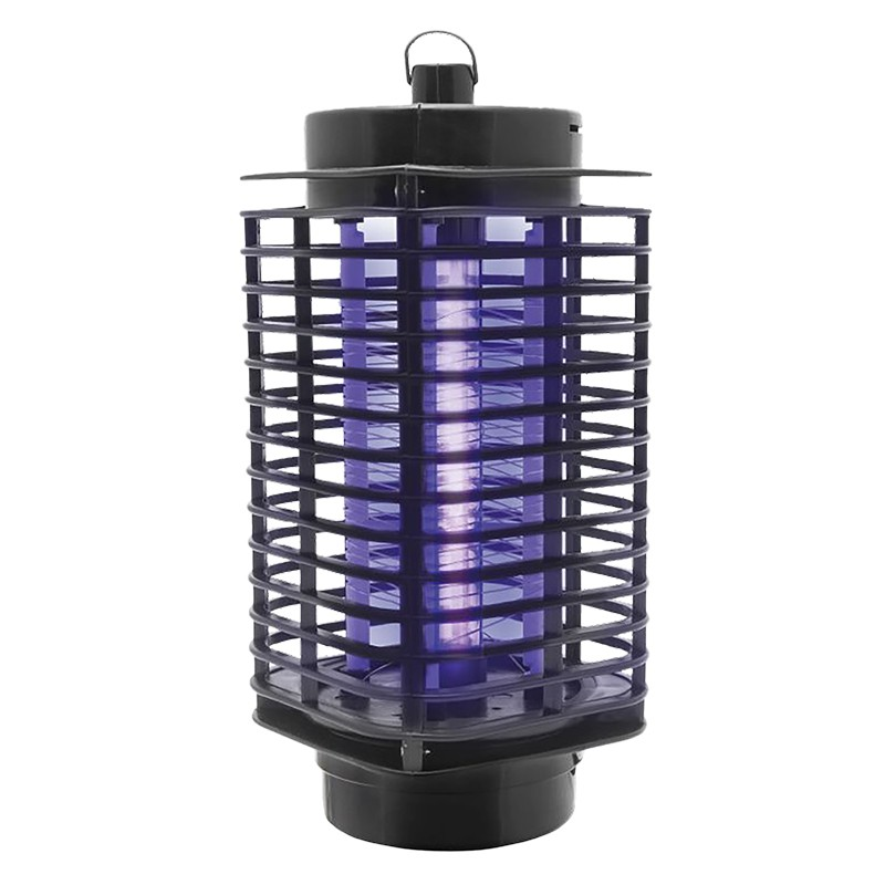 Lampa LED anti-insecte DPM, 1.2 W, 30 mp, protectie IP20, Negru shopu.ro