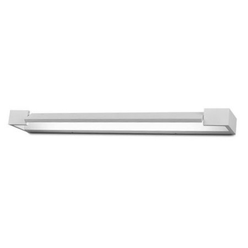 Lampa LED pentru perete, 18 W, 1800 lm, 4000 K, lumina alb neutru, Alb 2021 shopu.ro