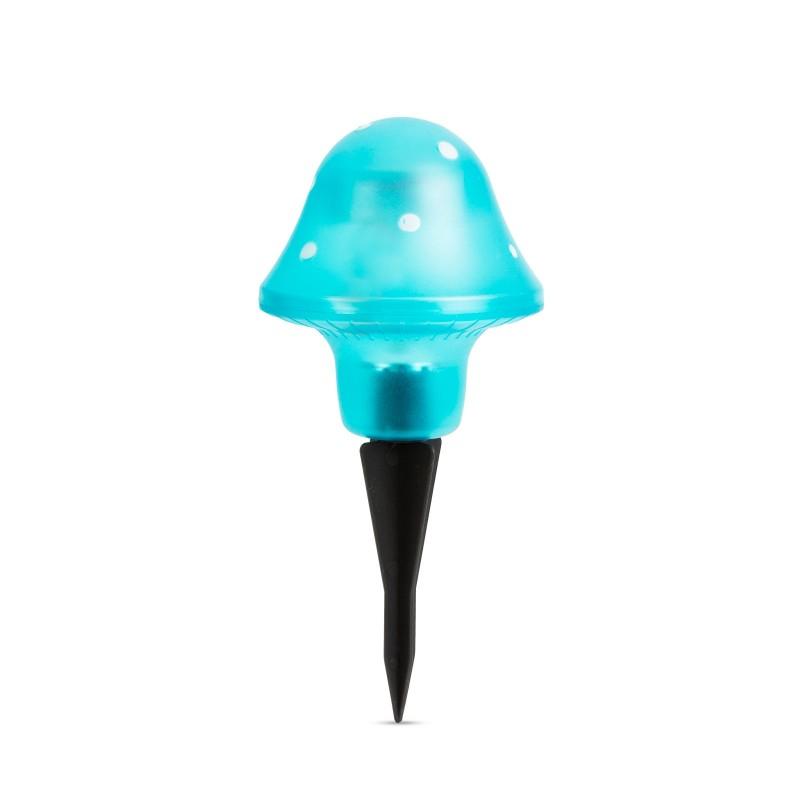 Lampa solara LED Garden of Eden, 11 cm, panou solar, acumulator, model ciuperca 2021 shopu.ro
