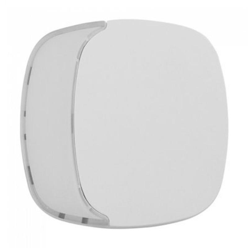 Lampa veghe cu senzor lumina, 4000 K, lumina alb neutru, cip samsung, model patrat 2021 shopu.ro