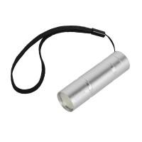 Lanterna cu LED Vipow, 1 W, aluminiu, 70 lm, 3 AAA
