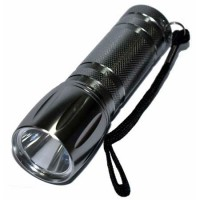 Lanterna de mana Vipow, 1W, 11 cm, 3 x AAA