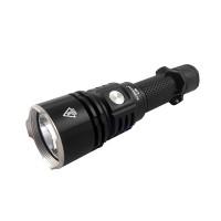 Lanterna profesionala de vanatoare Acebeam L16, 2000 lm, 603 m, incarcare USB