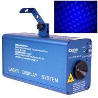Laser firefly Ibiza, 200 mW, peste 2000 de raze emise, Albastru
