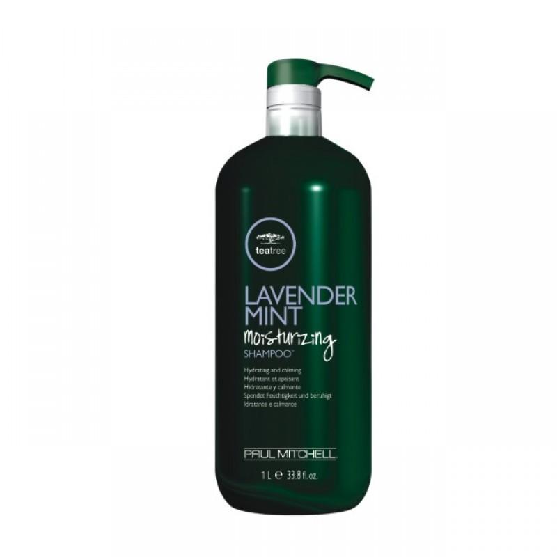 Sampon hidratare Lavander Mint Paul Mitchell, 1000 ml 2021 shopu.ro