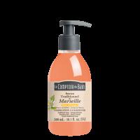 Sapun lichid de Marsilia Le Comptoir du Bain, 300 ml, floare de portocal