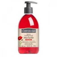 Sapun lichid de Marsilia Le Comptoir du Bain, 500 ml, mac