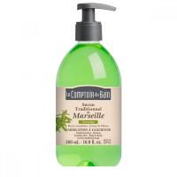 Sapun lichid de Marsilia Le Comptoir du Bain, 500 ml, verbina