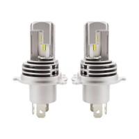 Bec LED Offroad Carguard, 4000 lm, soclu H4, Alb
