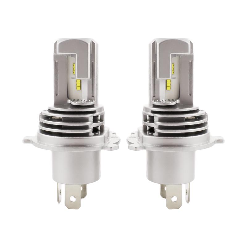 Bec LED Offroad Carguard, 4000 lm, soclu H4, Alb 2021 shopu.ro