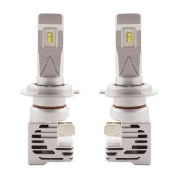 Bec LED Offroad Carguard, 4000 lm, soclu H7, Alb