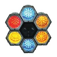 Lumini pentru petrecere Ibiza Running Light, 6 LED-uri, reglaj viteza