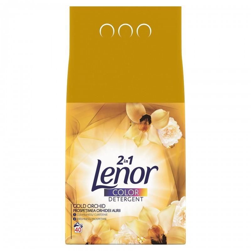 Detergent de rufe automat Lenor Gold Orchid, 4 kg 2021 shopu.ro