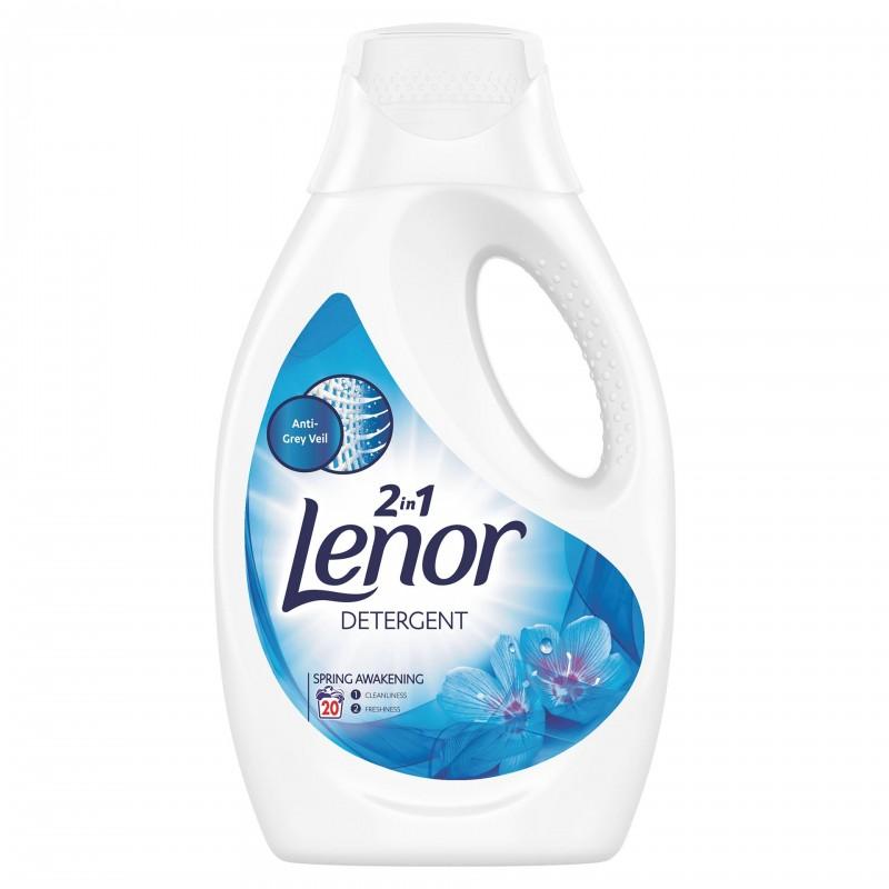 Detergent lichid automat Lenor Spring Awakening, 1.1 l 2021 shopu.ro
