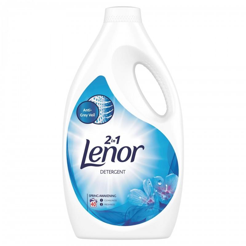 Detergent lichid automat Lenor Spring Awakening, 2.2 l