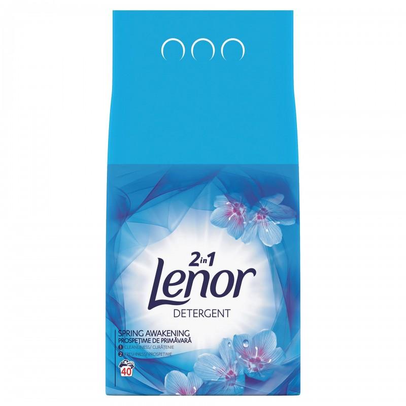 Detergent de rufe automat Lenor Spring Awakening, 4 Kg 2021 shopu.ro