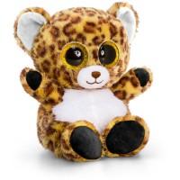 Leopard de plus Animotsu, Keel Toys, 15 cm