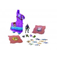 Set de joaca Pinata Fortnite Lama, 23 accesorii, 8 ani+