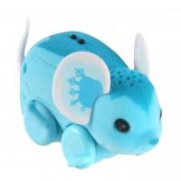 Jucarie interactiva Soricel electronic Crumbs, 5 ani+, Albastru