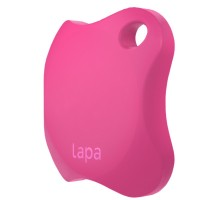 Localizator Bluetooth Lapa, dispozitiv anti-pierdere si localizare rapida, Roz